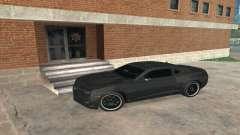 Chevrolet Camaro ZL1 2013 County Sheriff for GTA San Andreas