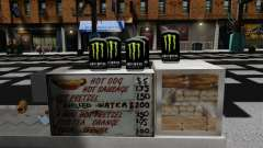 Energy drink Monster Energy