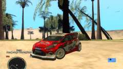 Ford Fiesta RS WRC for GTA San Andreas