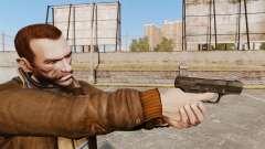 Walther P99 semi-automatic pistol v4