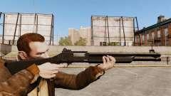 Tactical shotgun Fabarm SDASS Pro Forces v1