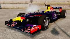 Car, Red Bull RB9 v4