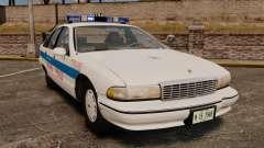 Chevrolet Caprice 1991 [ELS] v2