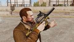 Belgian FN P90 submachine gun v5