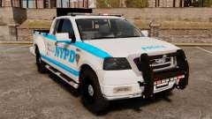 Ford F-150 v3.3 NYPD [ELS & EPM] v2 for GTA 4