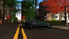 ENB Graphic Mod for GTA San Andreas