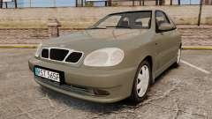 Daewoo Lanos FL 2001