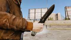Tactical knife v5