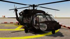 Sikorsky MH-60L Black Hawk for GTA 4