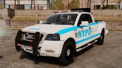Ford F-150 v3.3 NYPD [ELS & EPM] v1