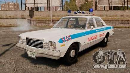 Dodge Aspen 1979 [ELS] for GTA 4