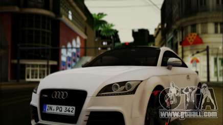 Audi TT RS 2013 for GTA San Andreas
