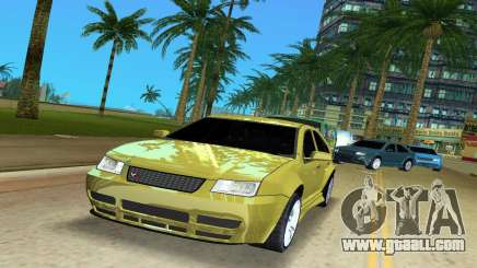 Volkswagen Bora for GTA Vice City