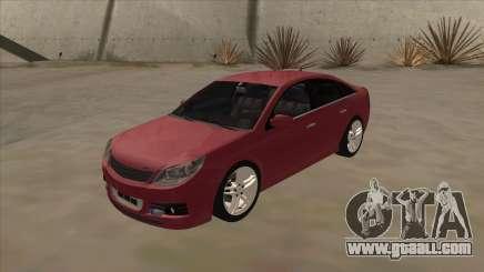 Opel Vectra C Irmscher for GTA San Andreas
