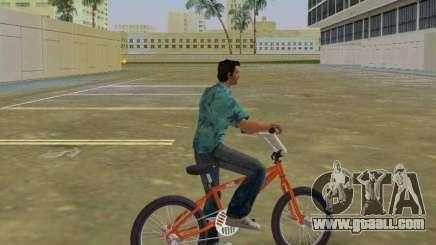 Ghetto K2B BMX Bike for GTA Vice City
