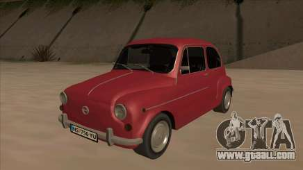 Zastava 750 Fico for GTA San Andreas