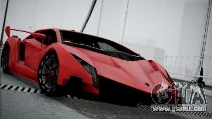 Lamborghini Veneno for GTA San Andreas