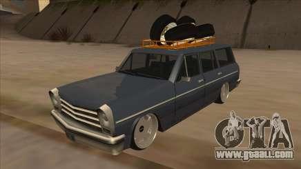 New Peren Hellaflush for GTA San Andreas
