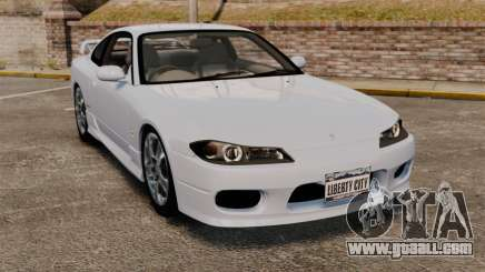 Nissan Silvia S15 v1 for GTA 4