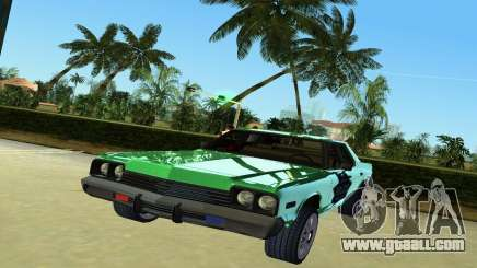 Dodge Monaco Police for GTA Vice City