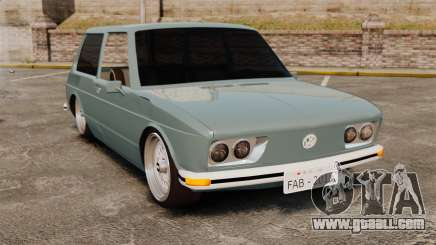 Volkswagen Brasilia for GTA 4