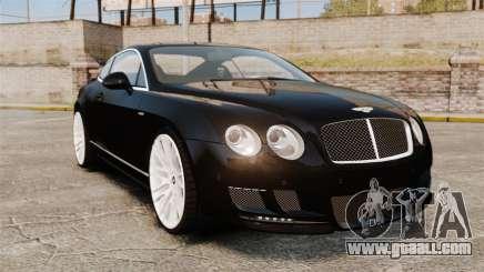 Bentley Continental GT Imperator Hamann EPM for GTA 4