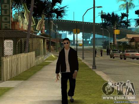 PSY for GTA San Andreas