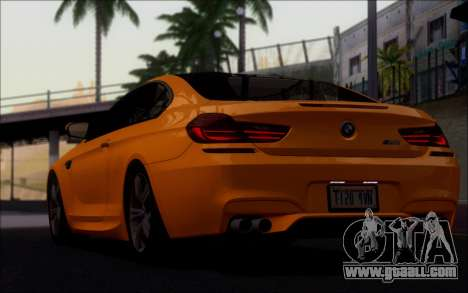 FF TG ICY ENB V2.0 for GTA San Andreas forth screenshot