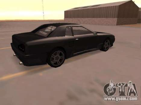Elegy Skyline for GTA San Andreas left view