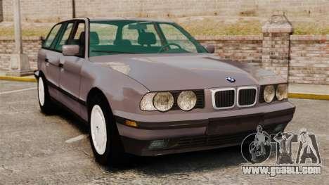 BMW 535 E34 Touring for GTA 4
