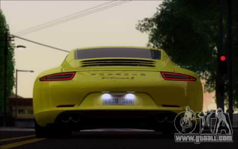 FF TG ICY ENB V2.0 for GTA San Andreas seventh screenshot