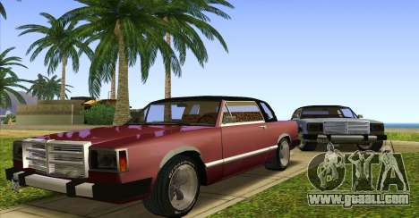 Feltzer C107 coupe for GTA San Andreas
