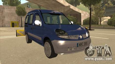 RENAULT KANGOO v2 for GTA San Andreas left view