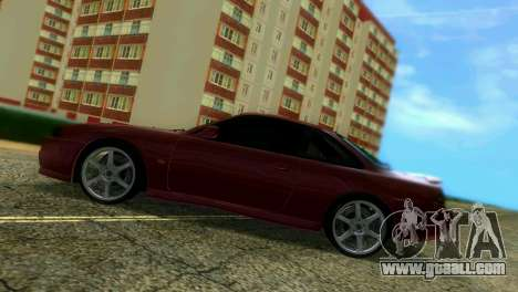 Nissan Silvia S14 Light Tuning for GTA Vice City inner view