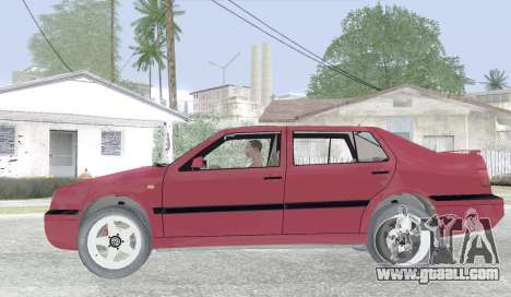 Volkswagen Vento for GTA San Andreas left view