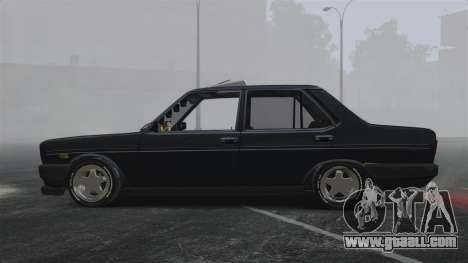 Fiat 131 for GTA 4 left view