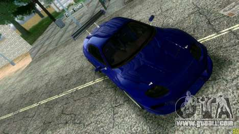 Mitsubishi FTO for GTA Vice City right view