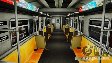 New rail cars for GTA 4 second screenshot