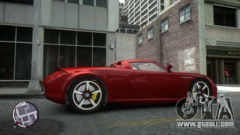 iCEnhancer Natural Tweak II for GTA 4 forth screenshot