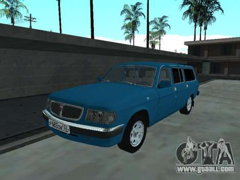 310221 GAS for GTA San Andreas