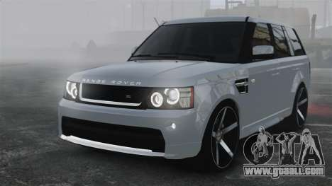 Range Rover Sport Autobiography 2013 Vossen for GTA 4