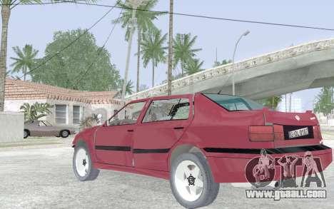 Volkswagen Vento for GTA San Andreas side view