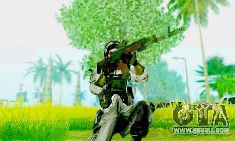 AK-12 from Battlefield 4 for GTA San Andreas third screenshot