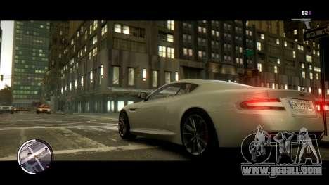 iCEnhancer Natural Tweak II for GTA 4 third screenshot