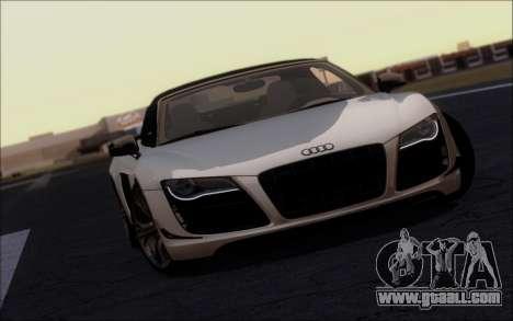 FF TG ICY ENB V2.0 for GTA San Andreas second screenshot