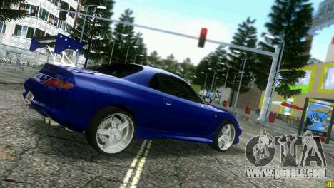 Mitsubishi FTO for GTA Vice City left view