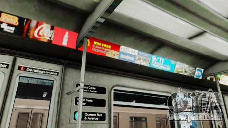New rail cars for GTA 4 third screenshot