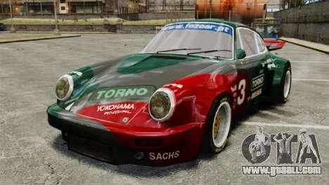 Porsche 911 RSR 3.3 for GTA 4