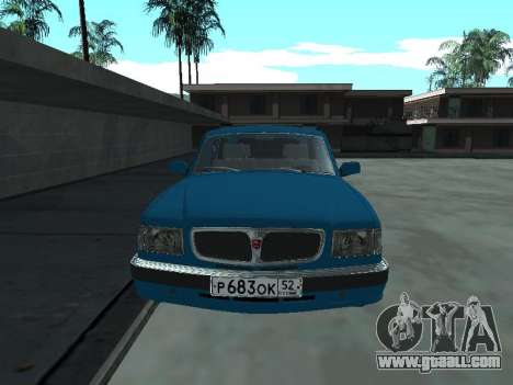 310221 GAS for GTA San Andreas left view