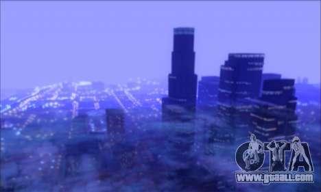 FF TG ICY ENB V1.0 for GTA San Andreas second screenshot